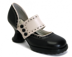 Fluevog mini zaza side