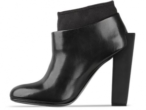 United Nude block double bootie