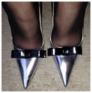 Prada pointy toe snapshot