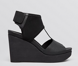 eileen fisher dote wedge