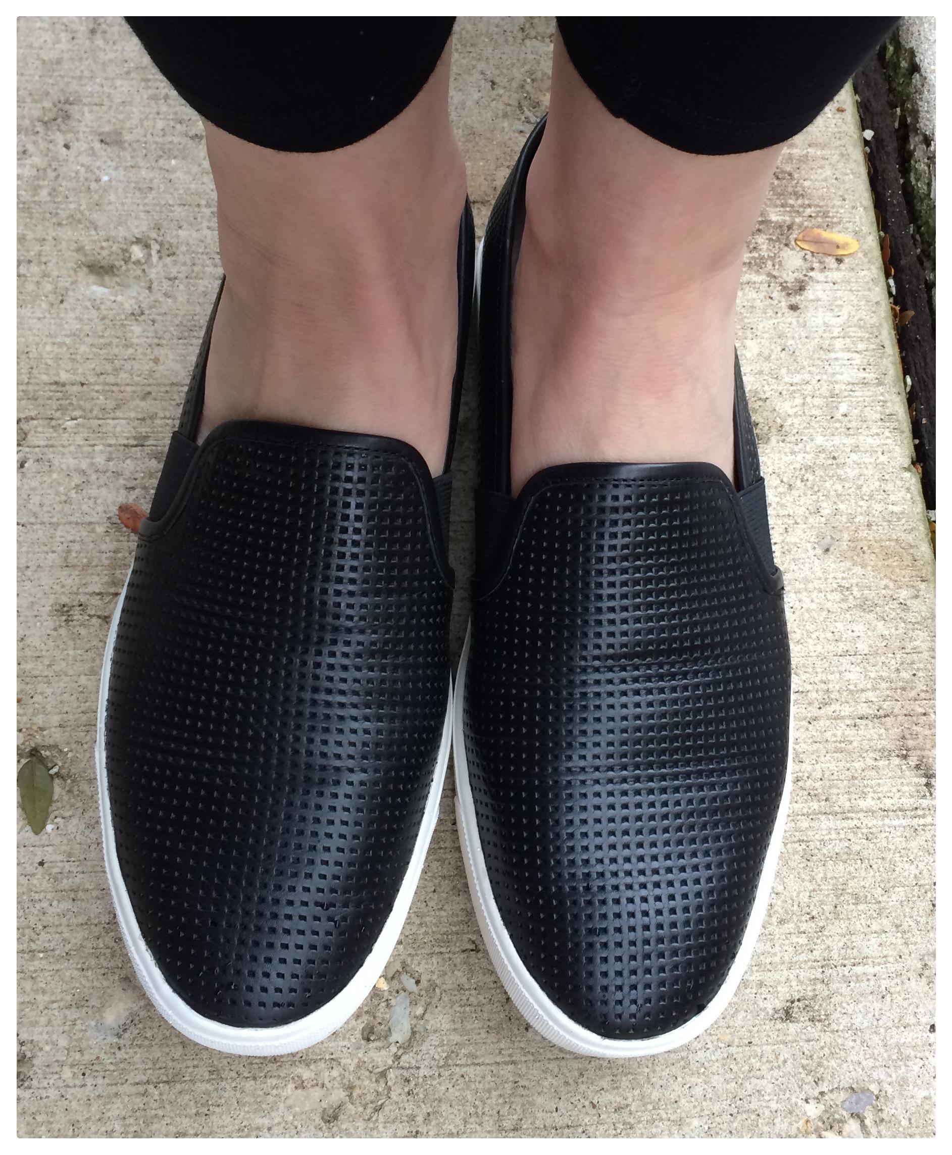 Vince Blair 5 Flat Slip-On Sneakers