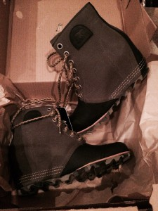 Sorel box shot