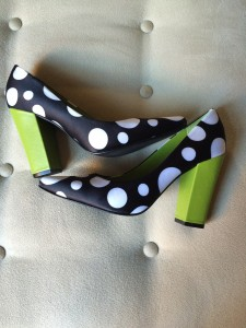 Shoes of prey dots pair