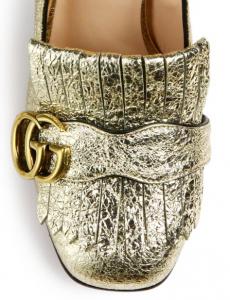 Gucci Marmont GG toe